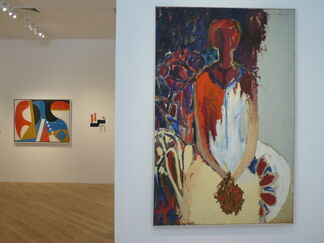 Pat de Groot and Friends, installation view
