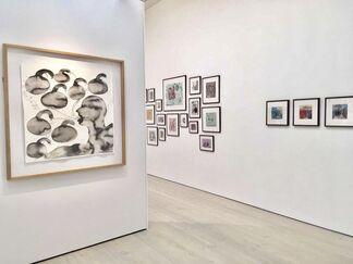 HDM Gallery at Draw Art Fair London 2019, installation view
