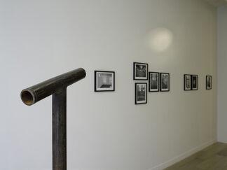 Nancy Holt: Locators, installation view