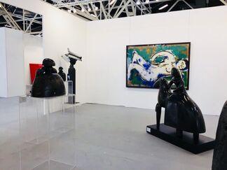Contini Art Gallery at Artefiera Bologna 2018, installation view