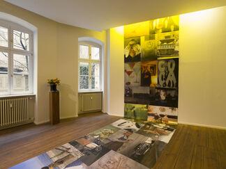 MANIFESTO by Adalberto Abbate and Mario Consiglio, installation view