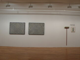 Money, Power, Sex, & Mark Wagner, installation view