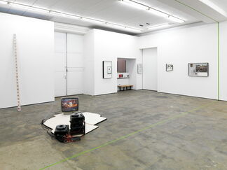 Mathew Hale - The Welcome Stranger, installation view