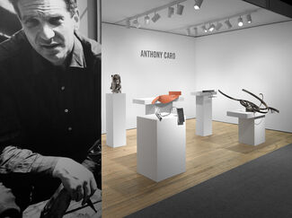 Mitchell-Innes & Nash at ADAA The Art Show 2014, installation view