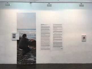 Samuel Gratacap / Plus Près, installation view