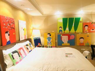art B project at Asia Contemporary Art Show Hong Kong Fall 2018, installation view