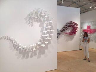 Galleria Ca' d'Oro at CONTEXT Art Miami 2016, installation view