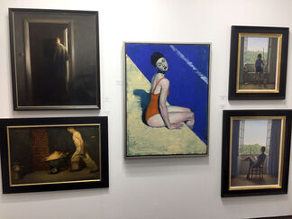 ARCADIA CONTEMPORARY at Art Palm Springs 2017, installation view