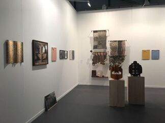 Federica Schiavo Gallery at ARCOmadrid 2018, installation view