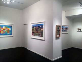 """Peter Hutchinson - """"The Language of Nature"""", installation view"""