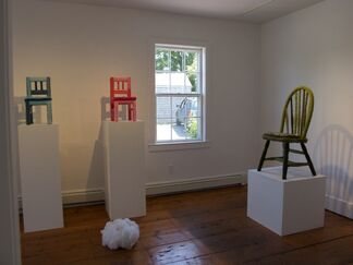 It's Not What You Think, installation view