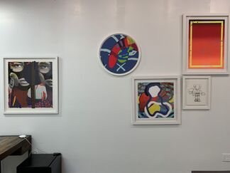 Rectangles, Circles and Squares ...oh my!, installation view