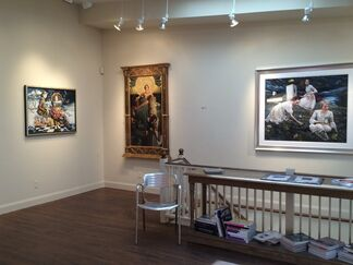 The Princess and the Provocateur, installation view