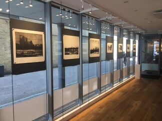 Jason Hicklin   The River Thames   Greenwich to Hammersmith, installation view