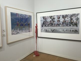 GALLERY M at Art Southampton 2016, installation view