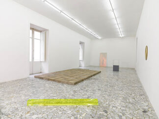Ann Veronica Janssens, installation view