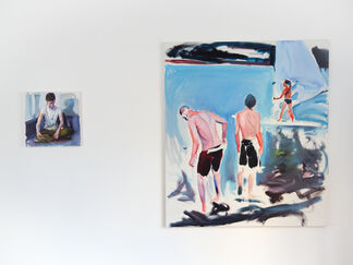 Tomas Nemec, installation view