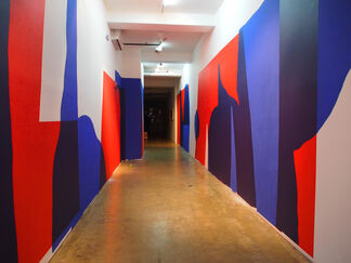 Persue: Liminal Space, installation view