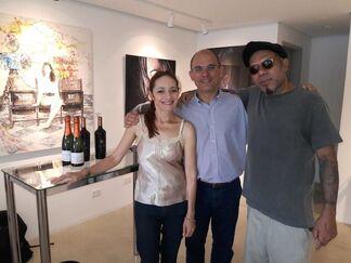 Vinho & Arte, installation view