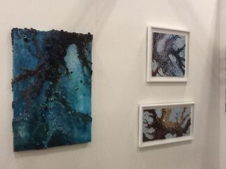 Elisa Contemporary at Art on Paper 2015, installation view