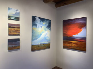 Enchanted Lands, installation view