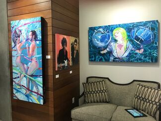 Adelman Fine Art 2nd Anniversary Show, installation view
