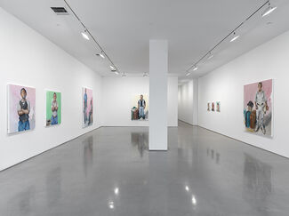 John Sonsini, installation view