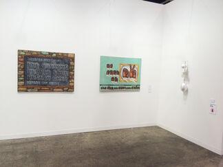 P.P.O.W at Art Basel in Hong Kong 2017, installation view