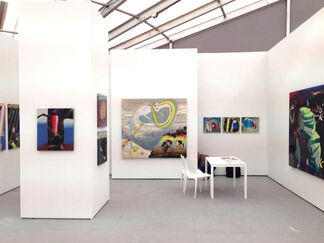 FRED.GIAMPIETRO Gallery at UNTITLED 2013, installation view
