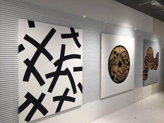 Ahhi Choi Exhibition  at Nu Chayamachi Osaka, installation view