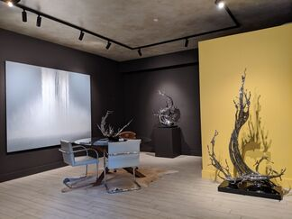 Coursing Water, installation view