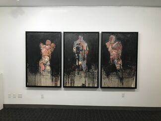 Jason Myers, installation view