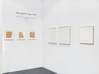 James Barron Art at The Armory Show 2014, installation view