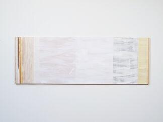 Melissa Kretschmer. PLANE SERIES - WATER BODIES, installation view