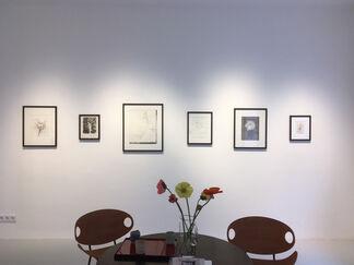 Jitka Hanzlová / John Berger, Fish Friends Flowers, installation view