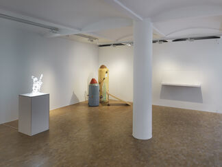 Old Rope: Curated by Polly Morgan, installation view