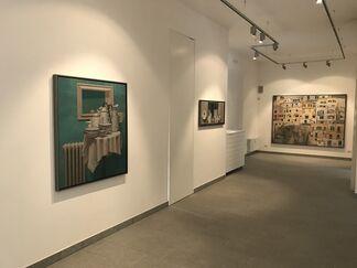 PASSAGGI PASSANTI   Paolo Quaresima, installation view