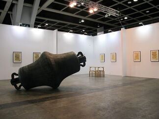 Sies + Höke at Art Basel Hong Kong 2014, installation view