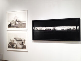 Julie Saul Gallery at Expo Chicago 2014, installation view