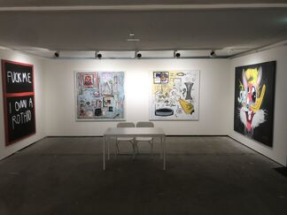 One Arts Club at SCOPE Basel 2018, installation view
