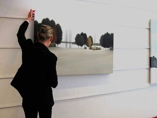 Spaces, emotional constructions, installation view