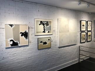 Variations on a Theme: Abstracts by David Bell, installation view