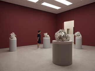 Rachel Kneebone: Ovid in Exile, installation view