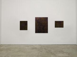 Bill Jensen: Transgressions, installation view