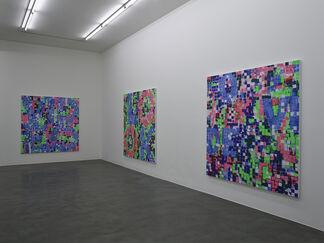Heimo Zobernig, installation view
