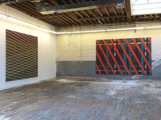 Sean Scully: Circa 70, installation view