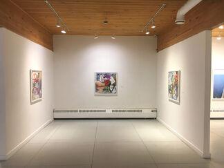Fiona Ackerman - Act Naturally, installation view