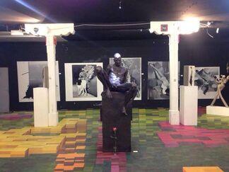 GALERIE BENJAMIN ECK at Stroke Art Fair 2016, installation view