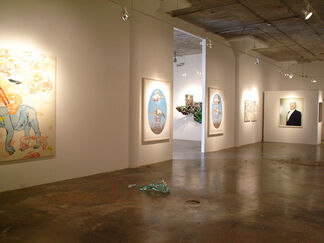 Touch and Temperature: Art in the Cybernetic Totalism, installation view