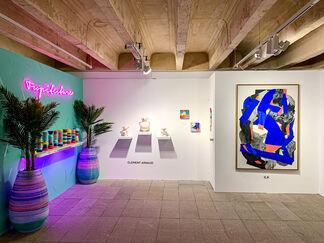 Happy Gallery at Urvanity Art Fair Madrid 2020, installation view